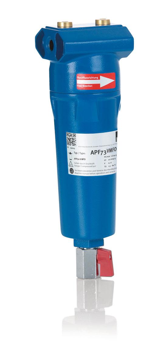 KSI Filtertechnik Vacuum pump exhaust filters