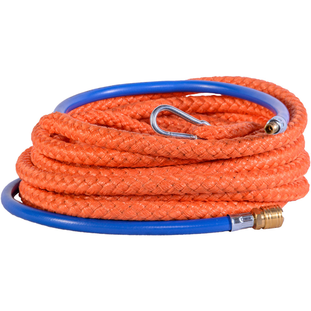Filling hose Poly-Lift with insertion nipples 5 - 15 m