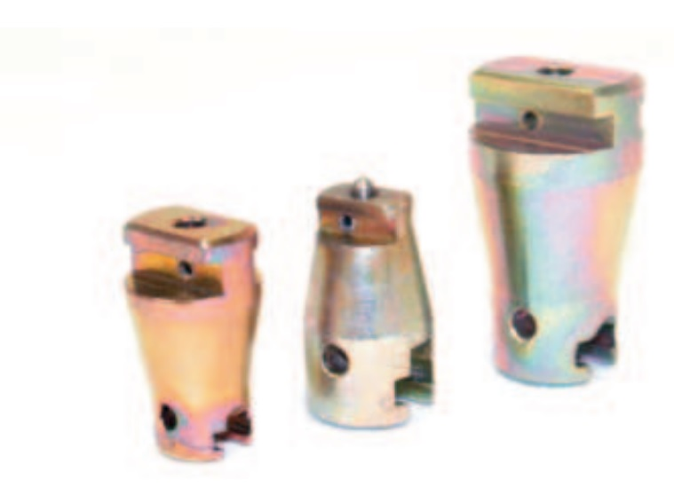 Extension piece (solid) 16 to 22 mm or 22 to 32 mm