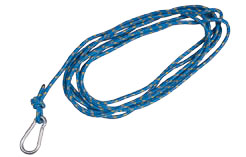 Holding rope with snap hooks 5 - 10 m