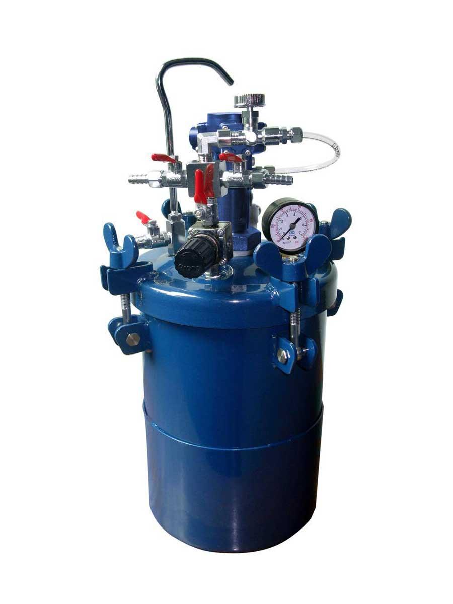Pressure Tank 5 Ltr. - Aluminium