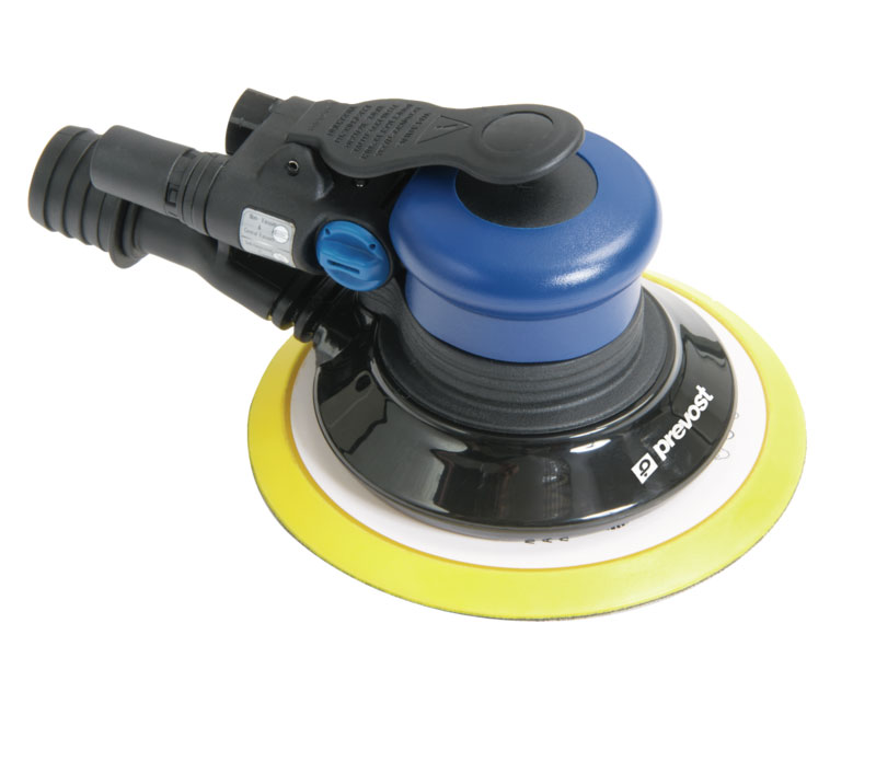 Orbital sander Prevost TOS 15025 / TOS 15050 with 3 in 1 dust extraction system