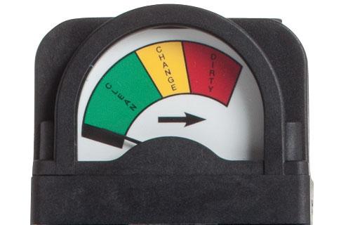 KSI Filtertechnik DPN Differential pressure gauge