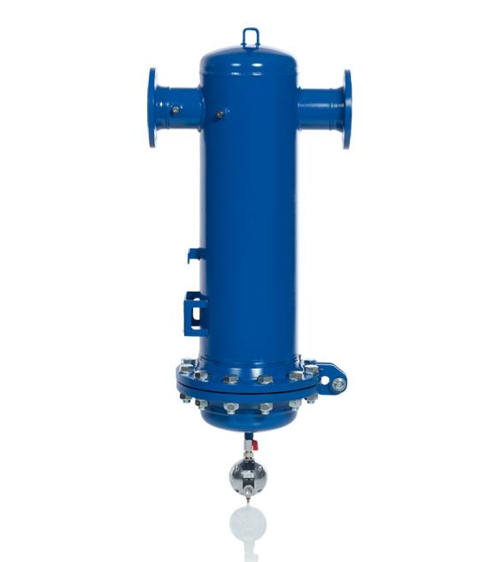 KSI Filtertechnik Flanged filters up to 14.000 m³/h
