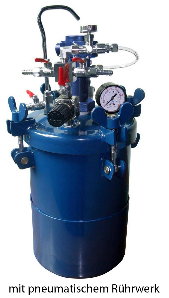 Pressure Tank 40 Ltr. - Aluminium