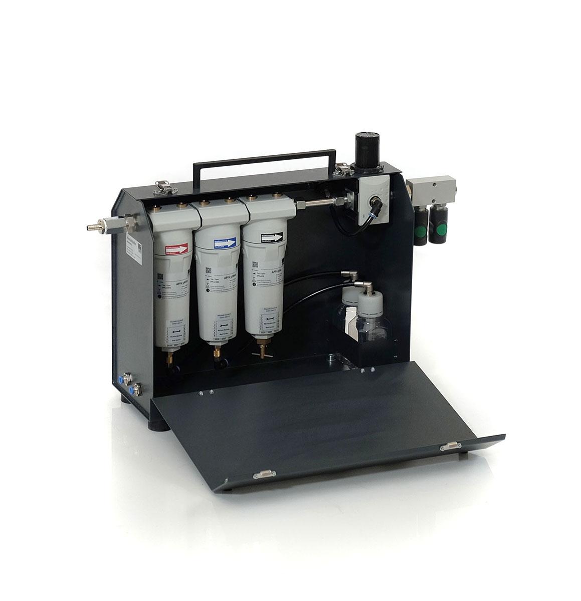 KSI Filtertechnik MAK63 Mobile breathing air system