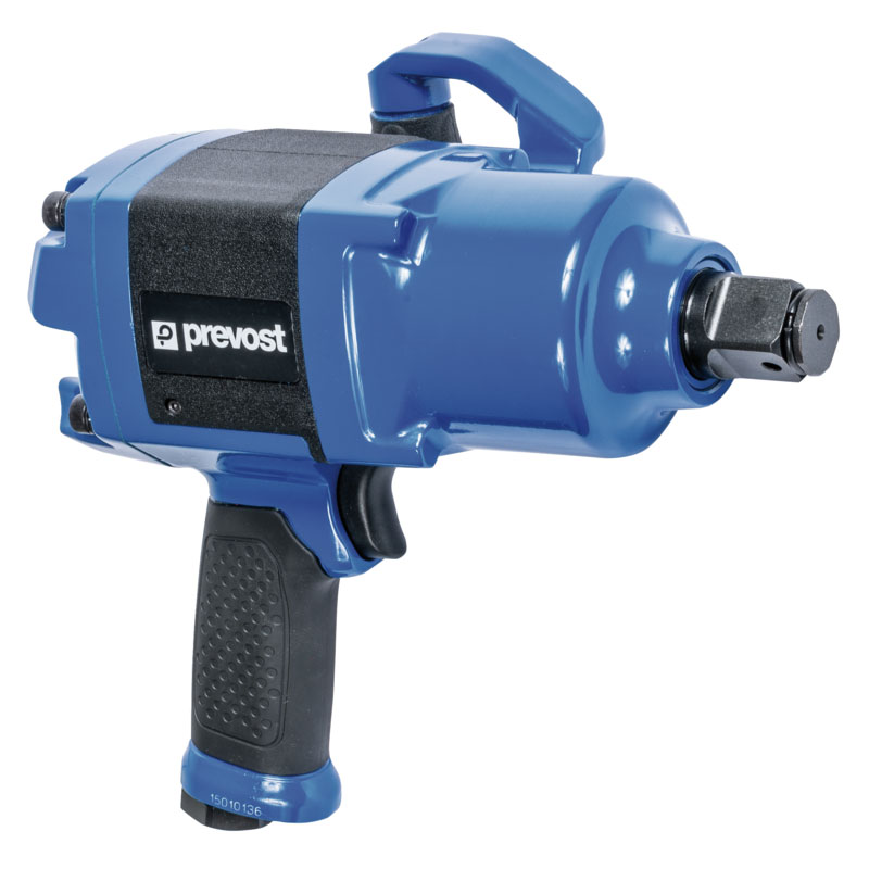 """1"""" aluminium impact wrench Prevost TIW A012440 for intensive use"""