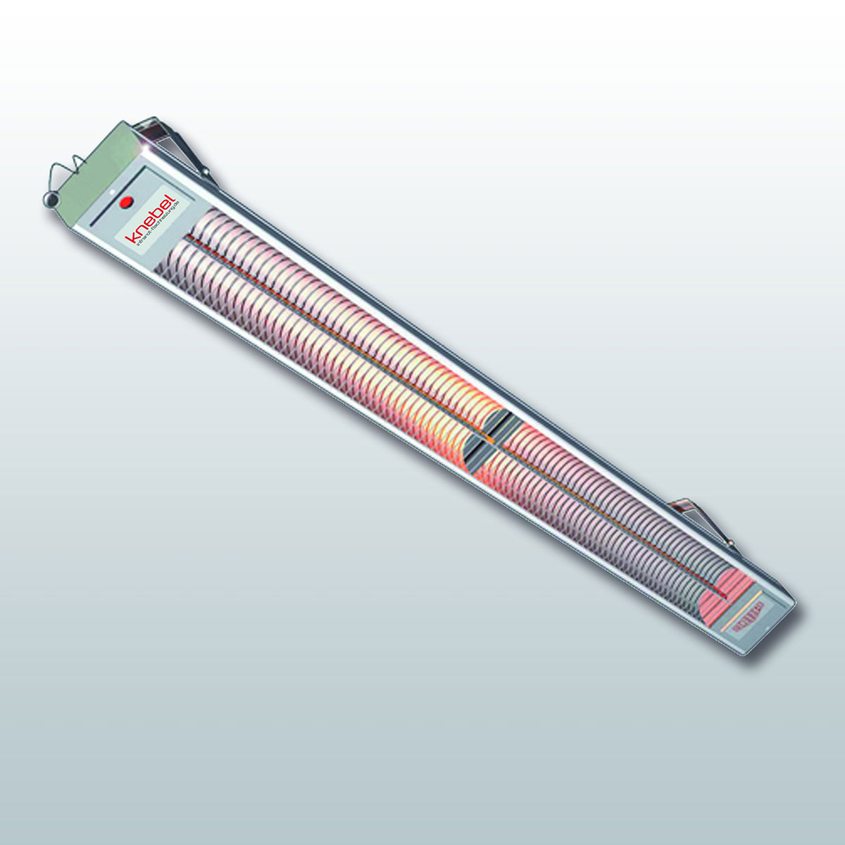 CIR infrared radiator for outdoor use 500 - 2000 Watt