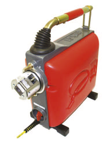 rak-41 professional pipe cleaning machine for heavy and industrial cleaning jobs
