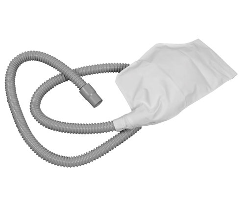 Dust collection bag for round polisher 152 mm Prevost TOS 15025 and 15050