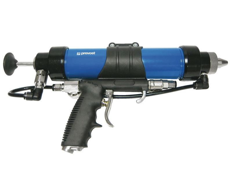 Air caulk gun Prevost TCG CB400 with 310 - 400 ml