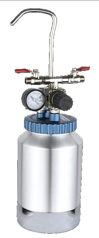 Pressure Tank 2 Ltr. - Aluminium