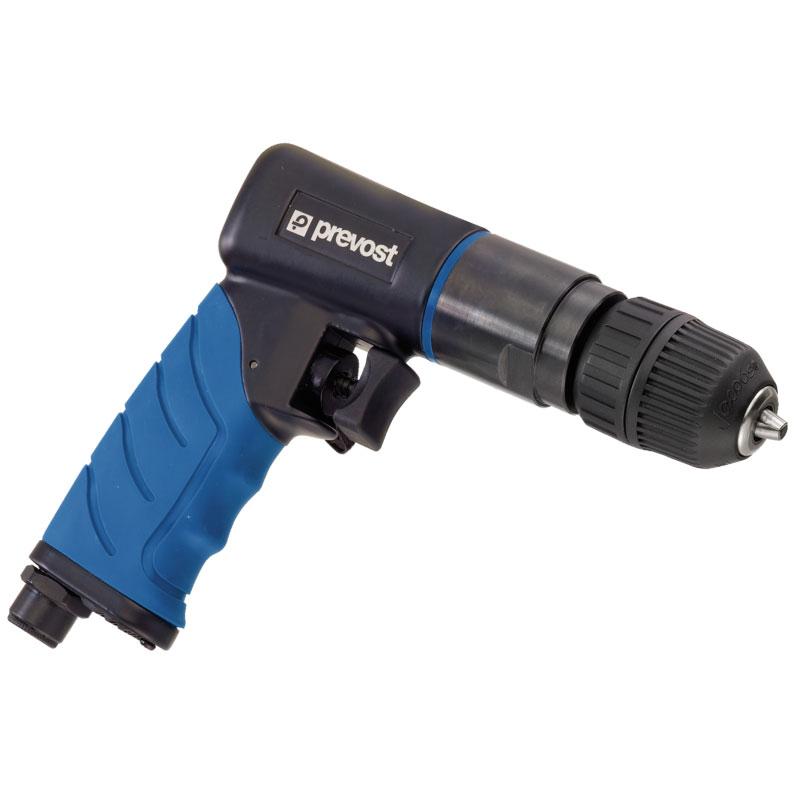 """Reverse drill pistol Prevost TAD P380800 1/2"""" Chuck diameter 13 mm with 450-800 rpm"""